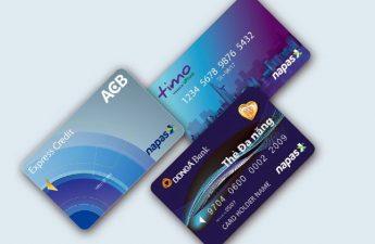 Sẽ chuyển toàn bộ thẻ ATM sang thẻ chip