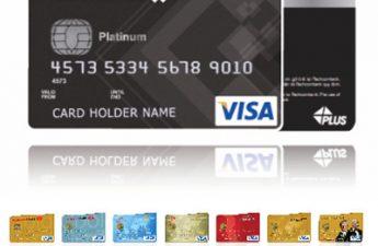 Biểu phí thẻ tín dụng quốc tế Techcombank Visa