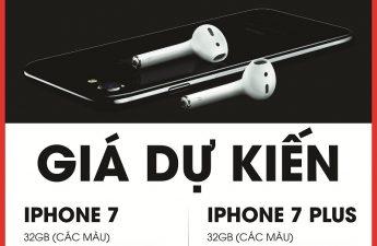 Mua iPhone 7 trả góp lãi suất 0% tại siêu thị PICO