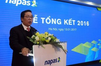 Giá trị giao dịch qua hệ thống thanh toán NAPAS đạt 320.000 tỷ đồng