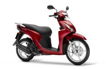 Mua xe máy Honda Vision trả góp không trả trước, không lãi suất