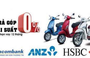 Có nên mua xe máy trả góp 0% bằng thẻ tín dụng?