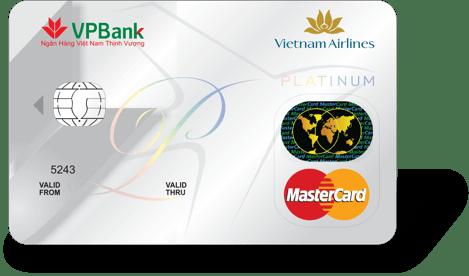 Thẻ tín dụng VPBank VNA